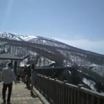 城ケ倉大橋からの眺め
